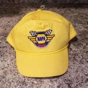 Other - New NAPA 500 T Plus Engine Treatment Yellow Hat